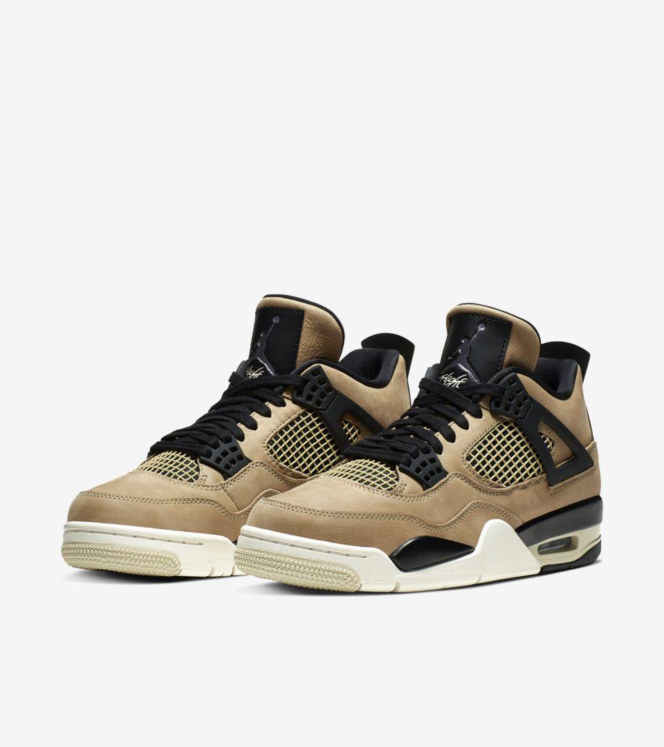 Women's Air Jordan IV 'Fossil' Release Date