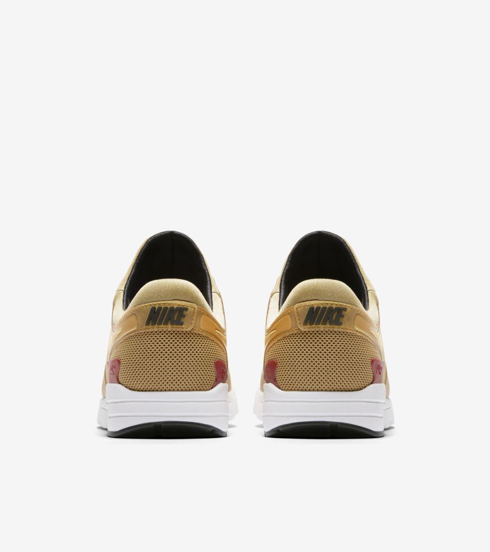 Women s Nike Air Max Zero  Metallic Gold  Release Date. Nike+ SNKRS 8aa2d284b