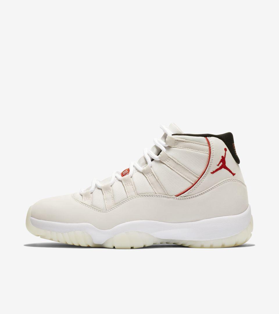 Air Jordan 11 'Platinum Tint' Release Date