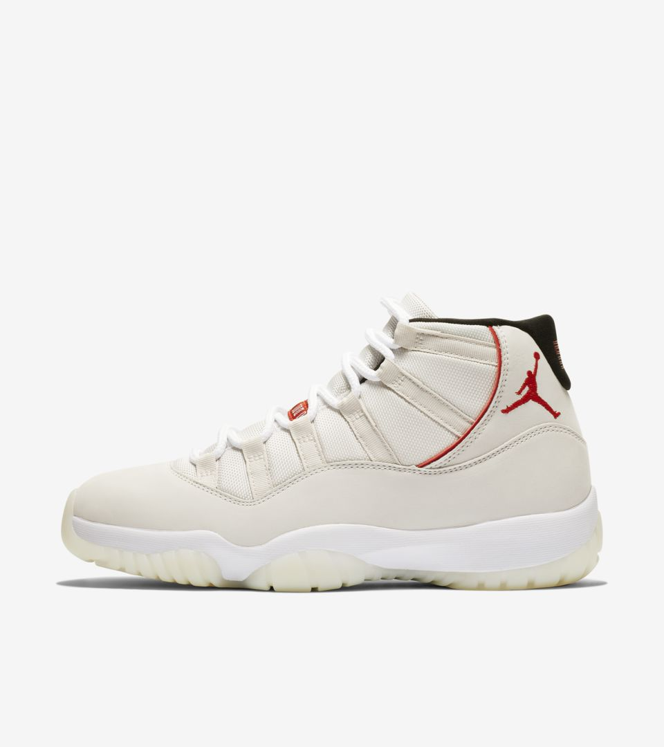 4a47c9b246de Air Jordan 11  Platinum Tint  Release Date. Nike+ SNKRS