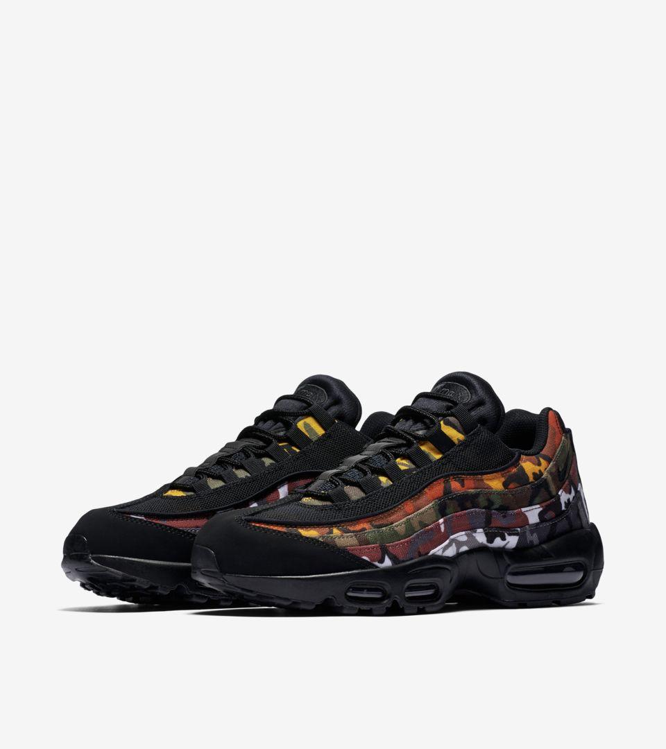 more photos ecc15 09e37 ... Nike Air Max 95 OG MC SP  Black   Multi-Color  Release Date