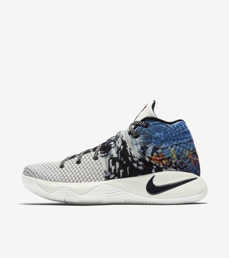best sneakers 67b28 de1ea Behind the Design: Nike Kyrie 2. Nike+ SNKRS