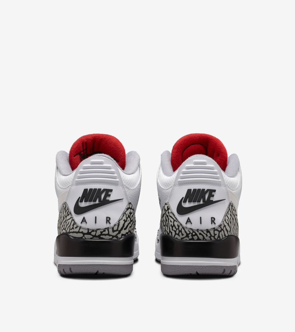 huge discount 9d93f 4acd1 Air Jordan 3 'JTH' Release Date. Nike+ SNKRS