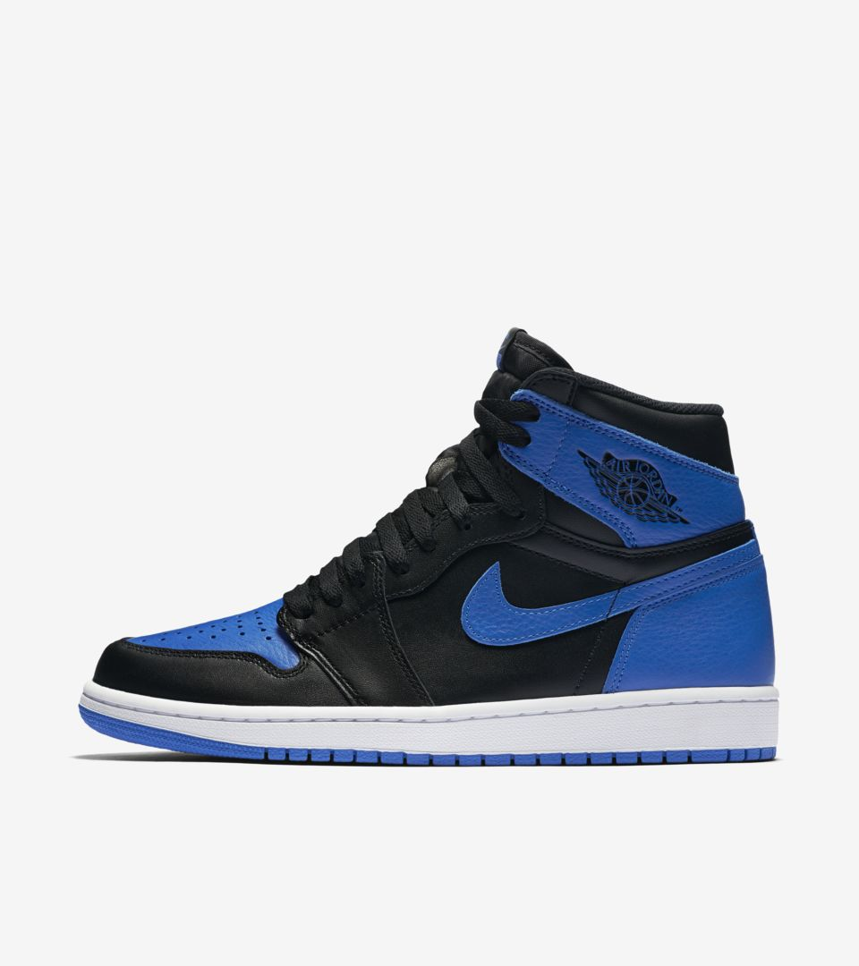 7202587d19d728 Air Jordan 1 Retro  Royal . Nike⁠+ SNKRS