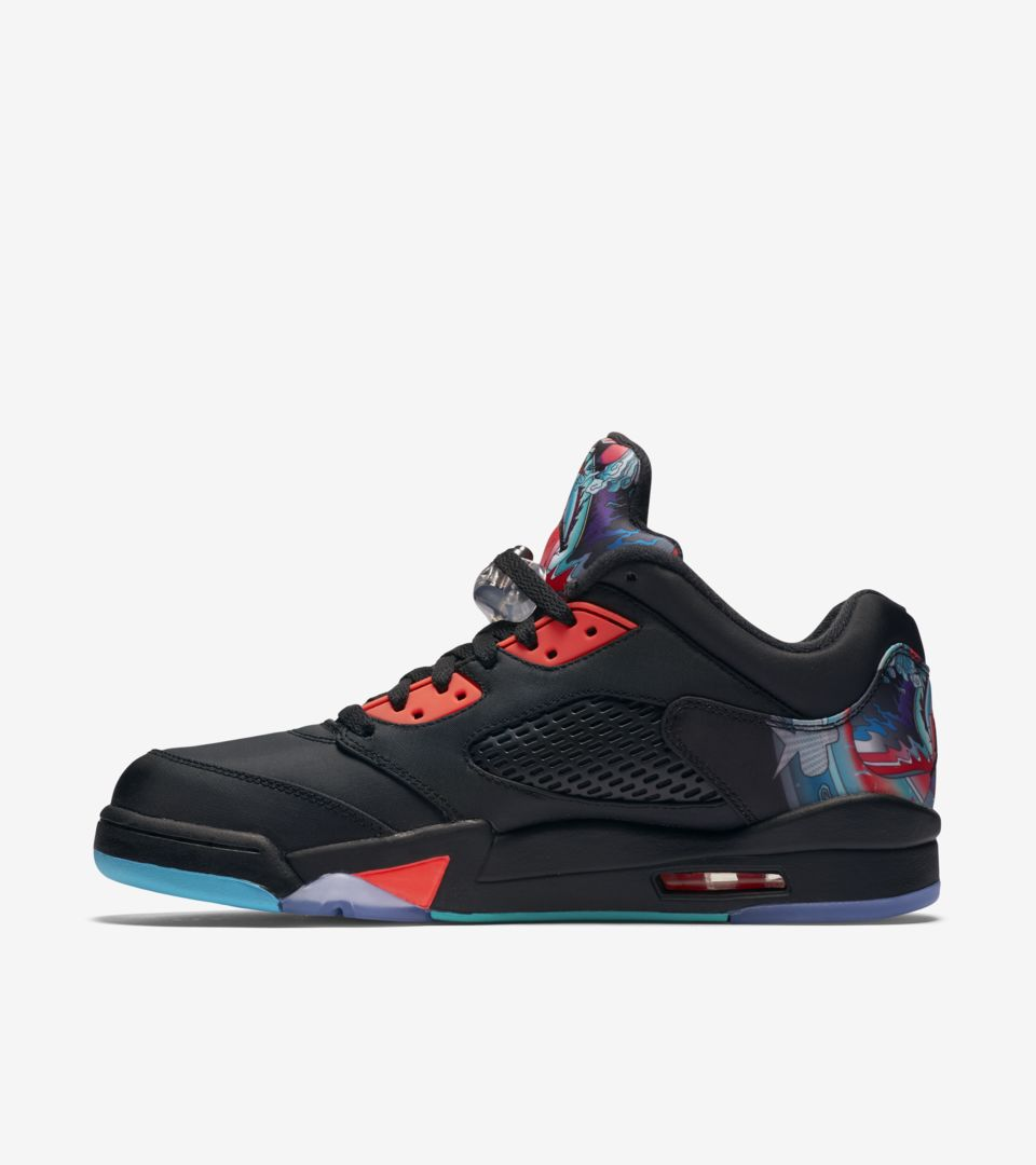 58376805d50 Air Jordan 5 Retro Low 'Chinese New Year' Release Date. Nike⁠+ SNKRS