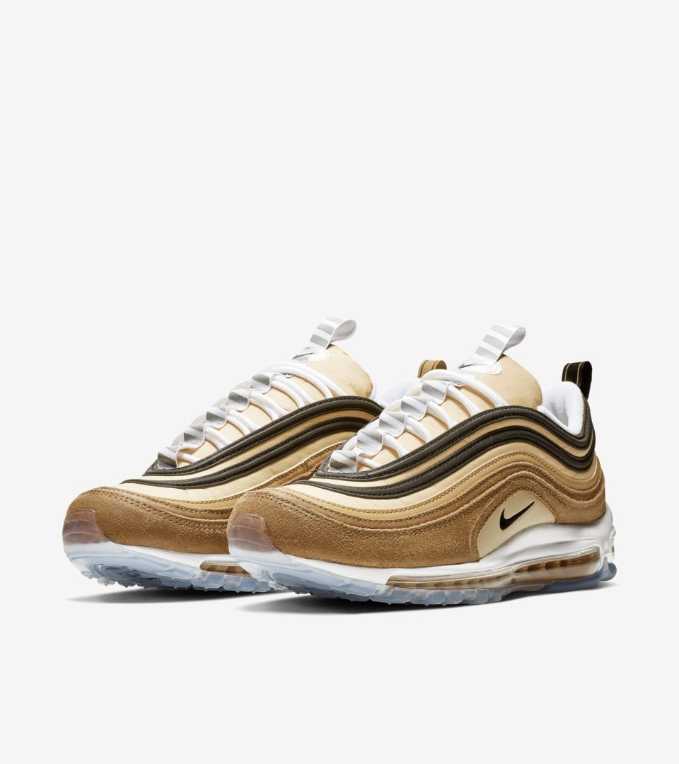 size 40 aa1ad 6450b ... Nike Air Max 97  Ale Brown   Elemental Gold  Release Date