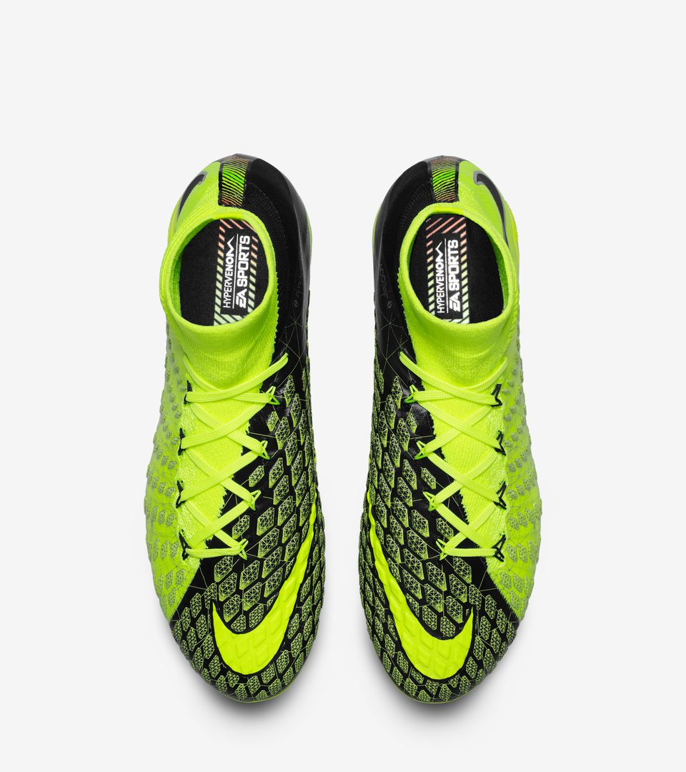 nike hypervenom phantom iii df fg 39 ea sports 39 nike. Black Bedroom Furniture Sets. Home Design Ideas