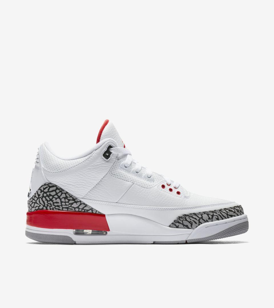 baf13ea9dfa8 Air Jordan 3  Hall of Fame  Release Date. Nike+ SNKRS