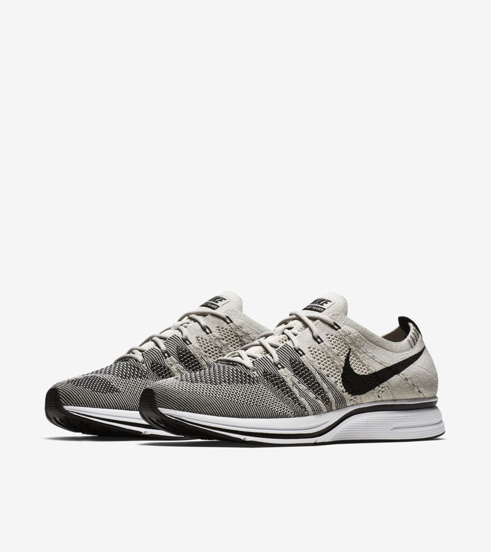 0bfd7c886f3050 Nike Flyknit Trainer  Pale Grey  Release Date. Nike⁠+ SNKRS
