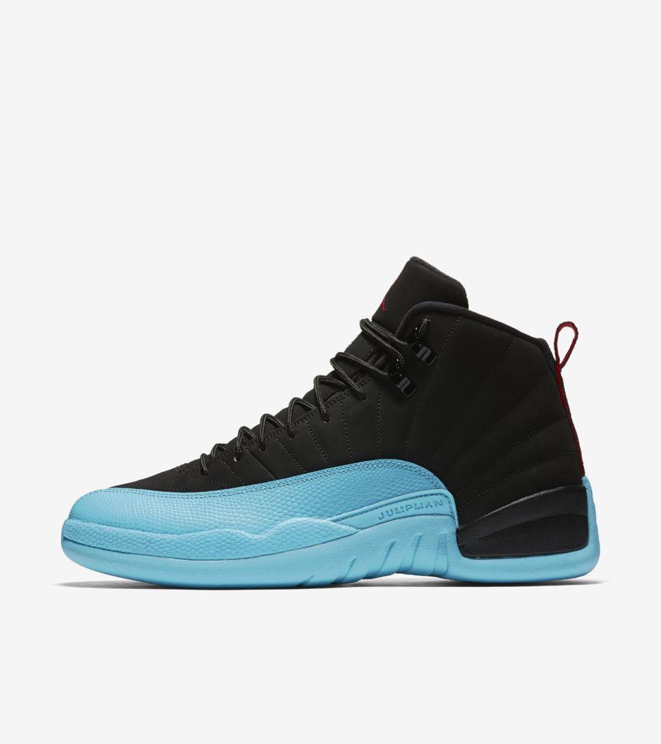 online retailer 98d84 7243c Air Jordan 12 Retro 'Gamma Blue'. Nike+ SNKRS