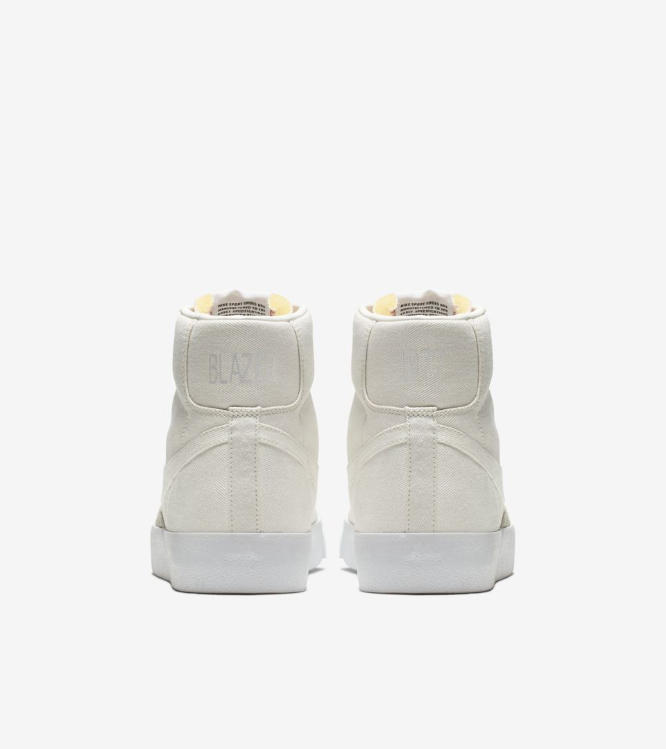 new images of get cheap best value Nike Blazer Mid '77 Vintage 'Sail & White' Release Date ...