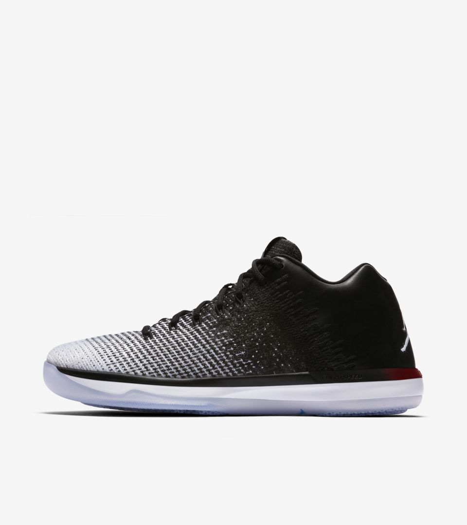 huge selection of fc1bf ef179 Air Jordan 31 Low Quai 54 'White & Black' Release Date. Nike ...