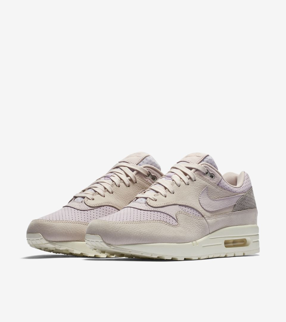 92dd46cf7bdda NikeLab Air Max 1 Pinnacle  Arctic Pink . Nike⁠+ Launch GB