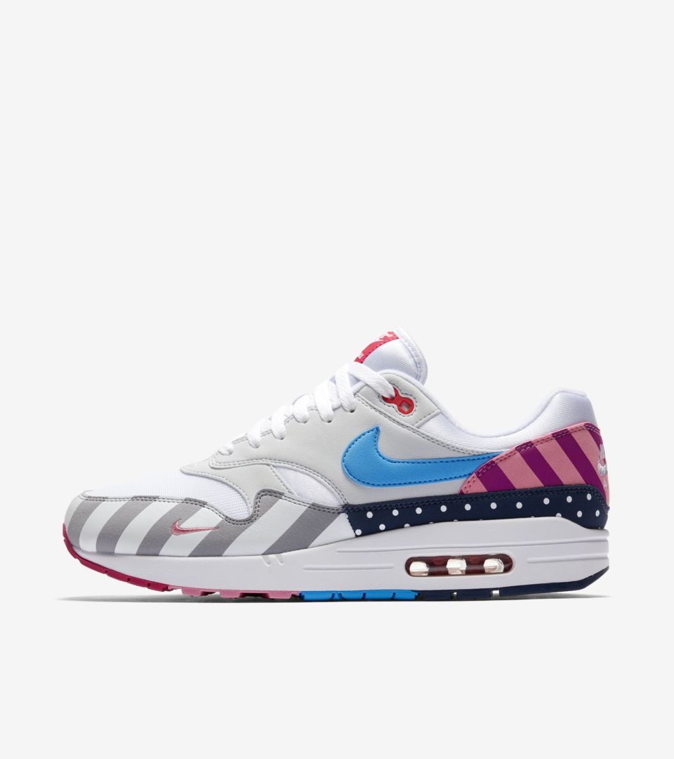 248253ae12 Nike Air Max 1 'Parra' 2018 Release Date.. Nike⁠+ SNKRS