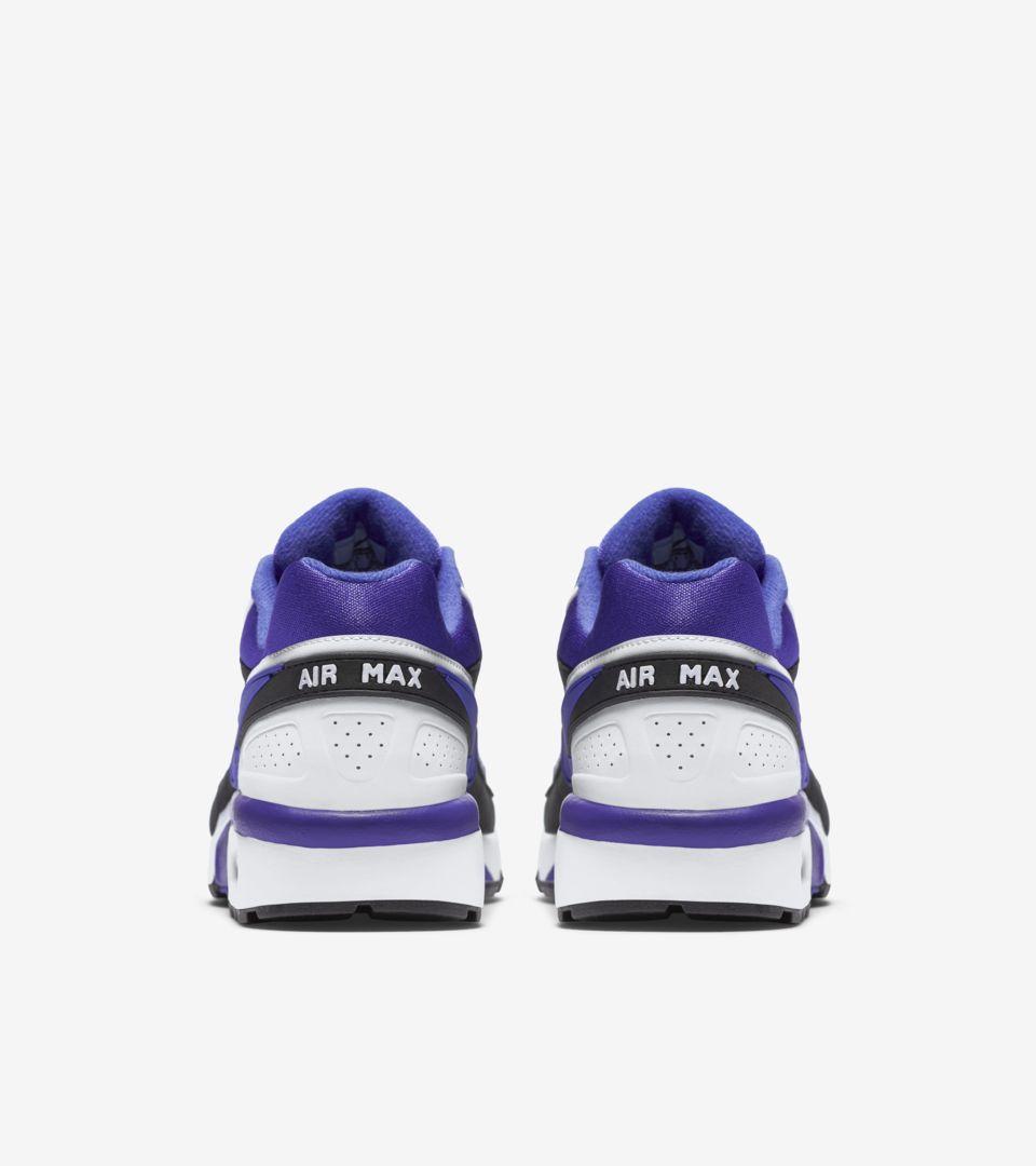 Nike Air Max BW Womens – WMNS Air Max BW BlackPersian Violet White