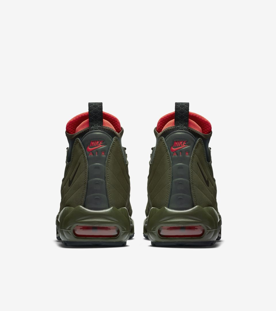 big sale e515b 5747e ... AIR MAX 95 SNEAKERBOOT ...