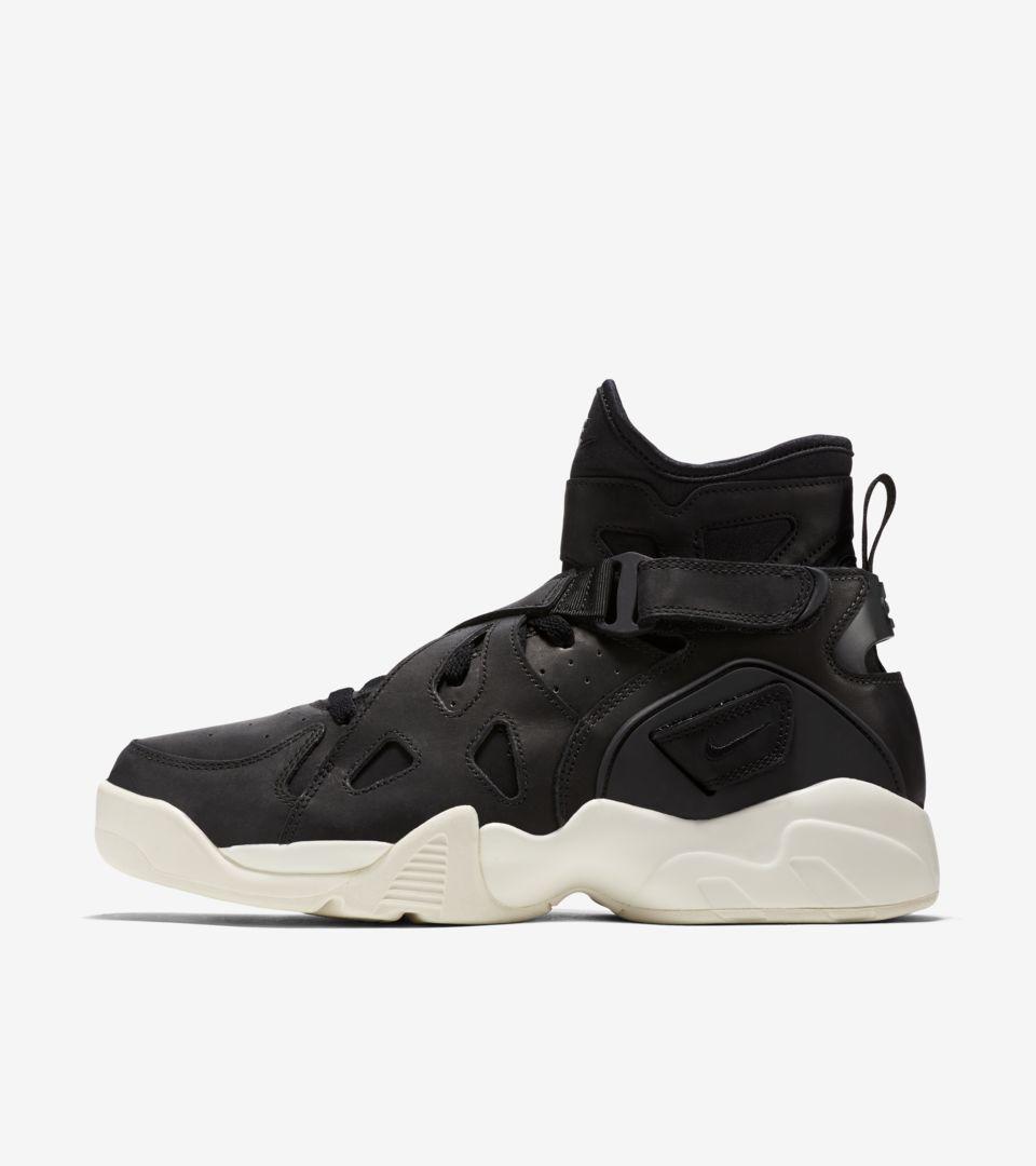 Afirmar Humildad seco  NikeLab Air Unlimited 'Triple Black' Release Date. Nike SNKRS