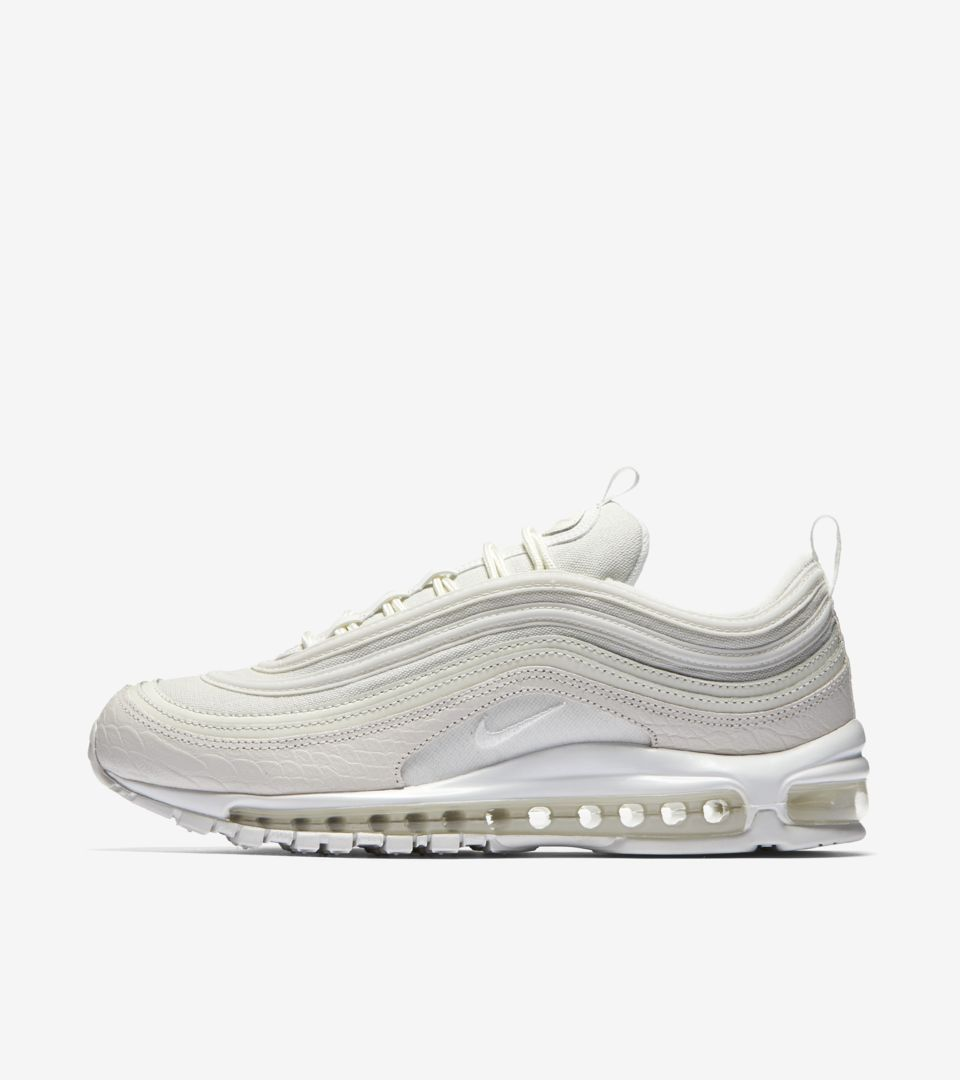 Nike Air Max 97 OG 'White & Wolf Grey' Release Date. Nike SNKRS