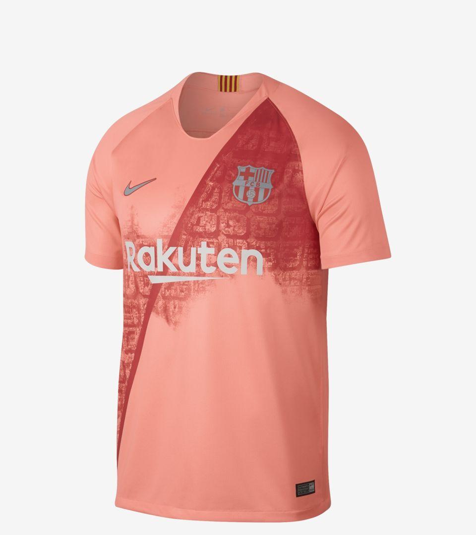3ª equipación Stadium 2018 19 del FC Barcelona. Nike.com ES 6e99d03e1e2