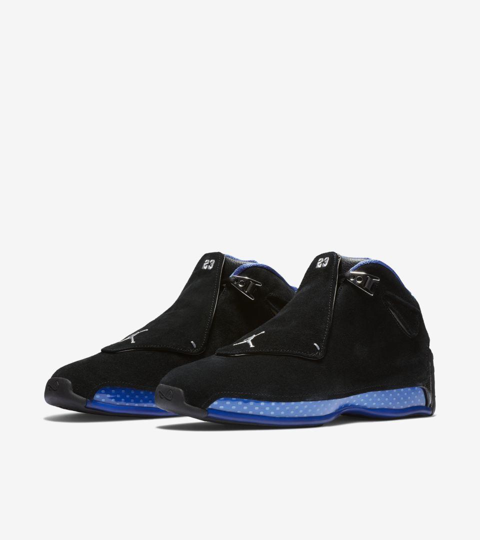 a54fc206438c Air Jordan 18 Retro  OG  Release Date. Nike+ SNKRS