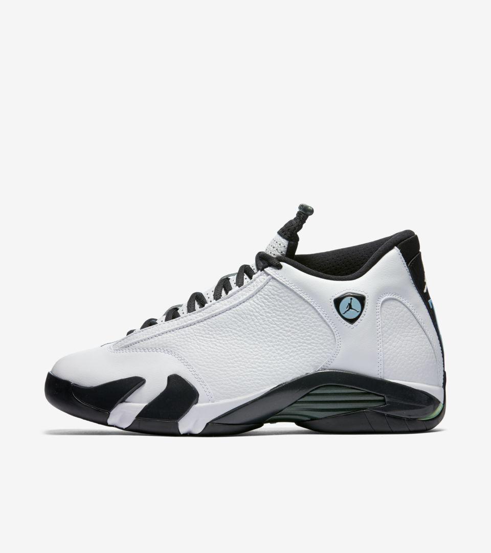 buy online 86b30 1263f Air Jordan 14 Retro 'Oxidized Green' Release Date. Nike+ SNKRS