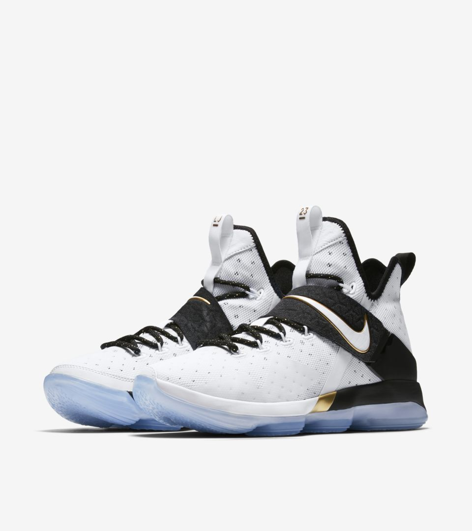 cf3ca370d58d Nike LeBron 14 BHM 2017 . Nike+ SNKRS