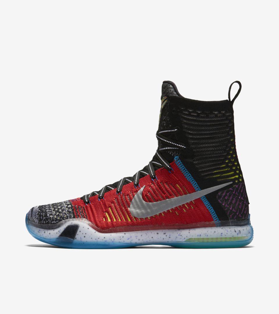 586e94e1bc8b Nike Kobe 10 Elite  What The  Release Date. Nike+ SNKRS