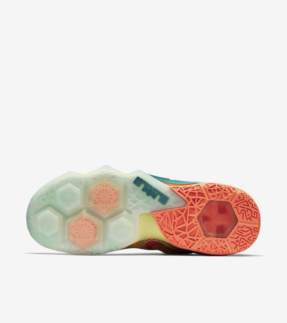 best website efb87 8a3cb Nike LeBron 12 Low 'Summer Standard' Release Date. Nike+ SNKRS