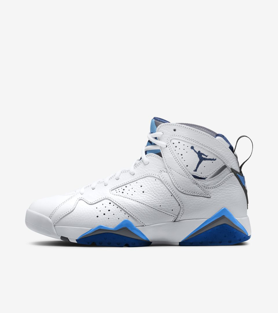 buy online 1b679 2047a Air Jordan 7 Retro 'French Blue'. Nike⁠+ SNKRS