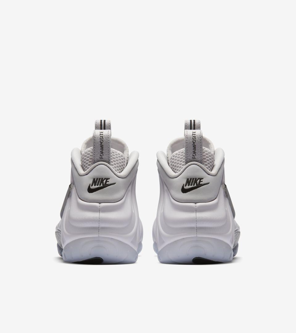 brand new ad10b fd560 Nike Air Foamposite Pro All Star 2018 'Vast Grey & Black ...