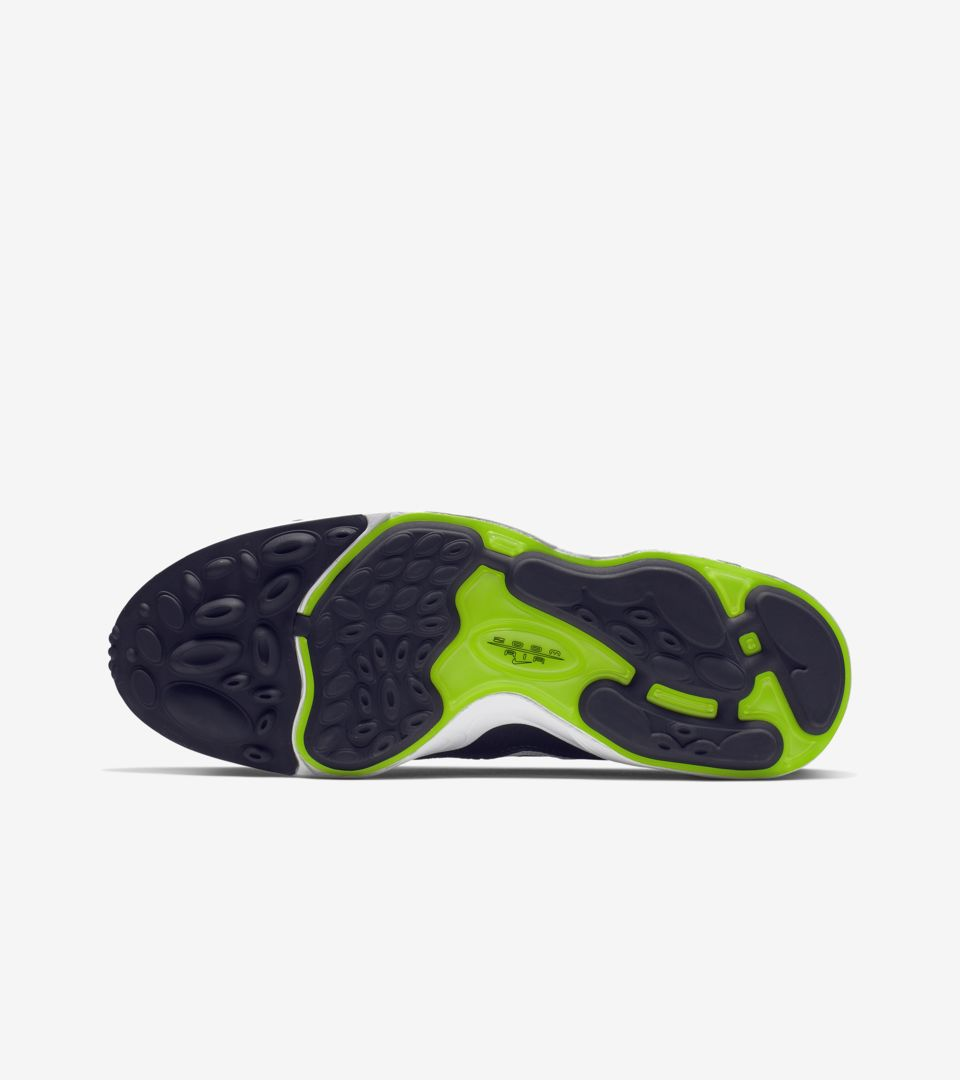 meet 3e6da 877f5 Air Zoom Alpha. Black Lime
