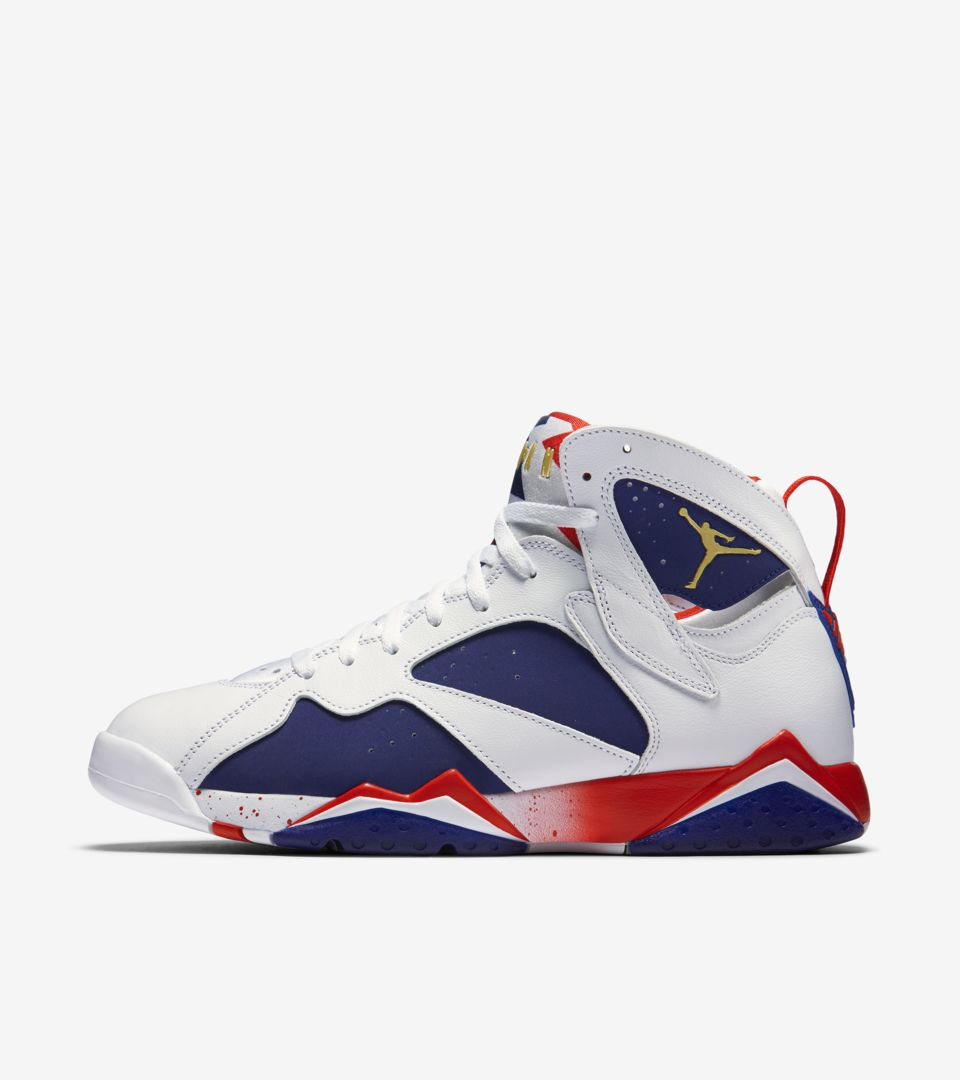 c43840d2c245f Air Jordan 7  Tinker Alternate  Release Date. Nike+ SNKRS