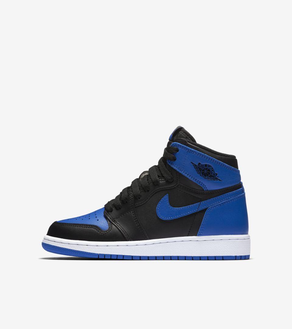 068c1eb3fefa Air Jordan 1 Retro  Royal . Nike+ SNKRS