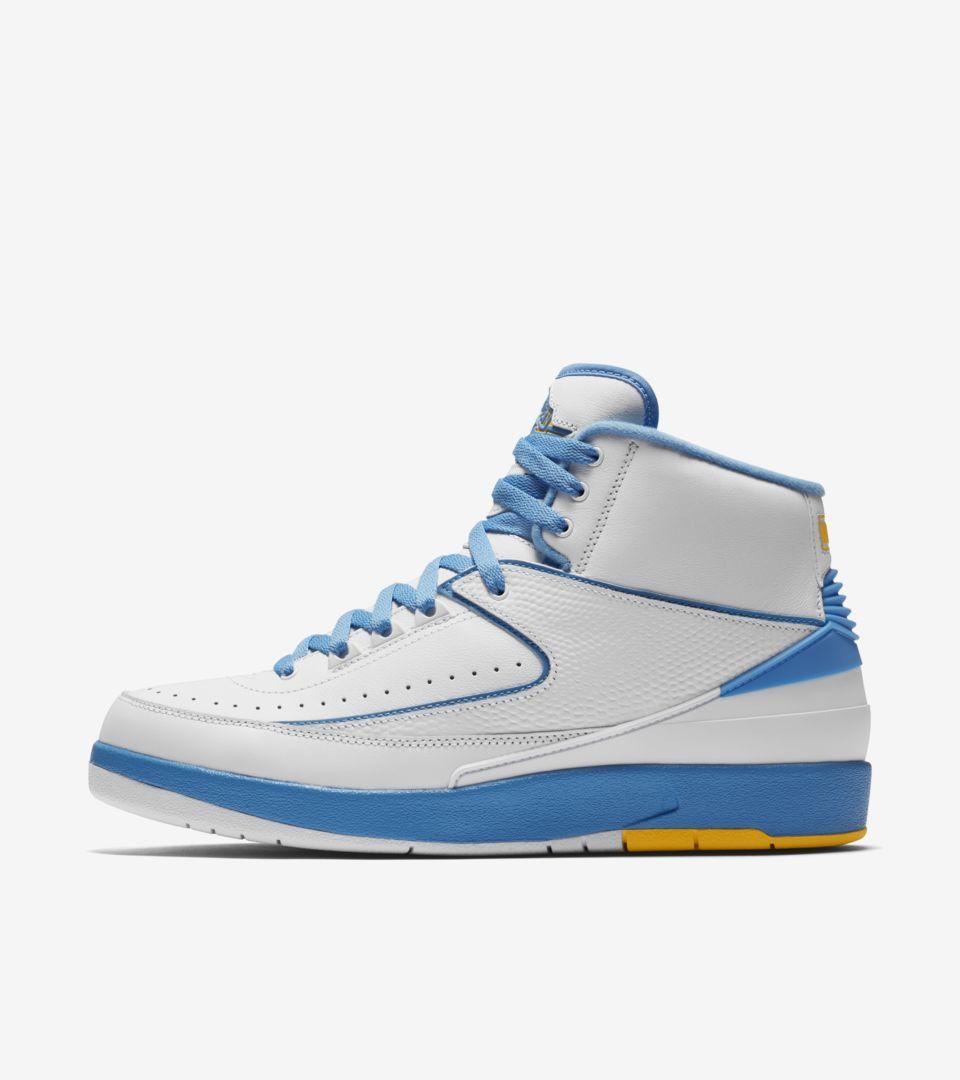 a885f7ae550 Air Jordan 2 Retro 'Melo' Release Date. Nike+ SNKRS
