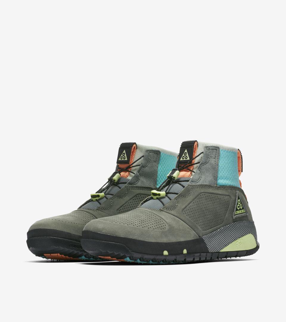 Nike ACG Ruckel Ridge 'Barely Grey & Noise Aqua' Release Date