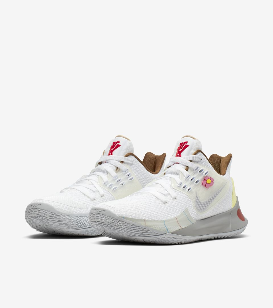 huge selection of 7a586 7754e Kyrie Low 2 'Sandy Cheeks' Release Date. Nike+ SNKRS