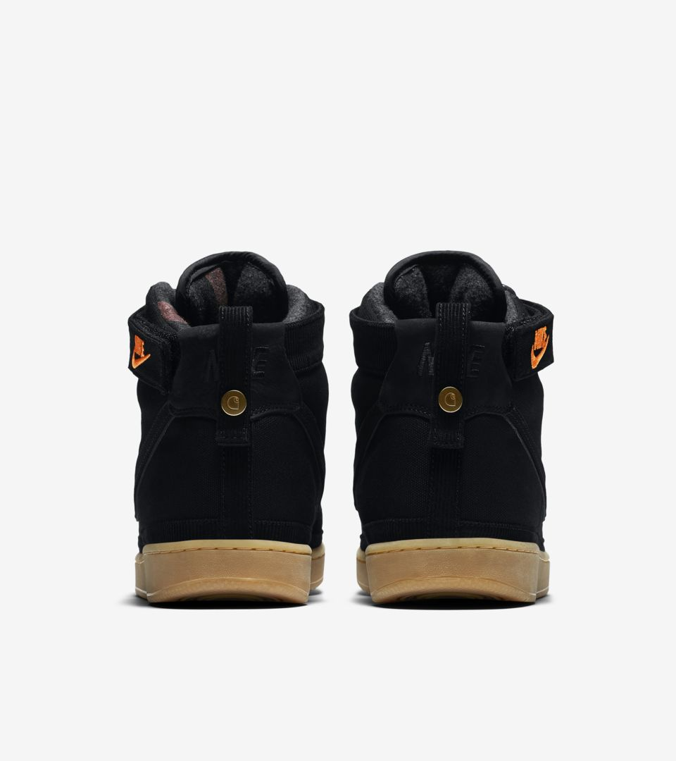 Vandal High Supreme PRM WIP 'Black & Gum & Light Brown' Release Date.
