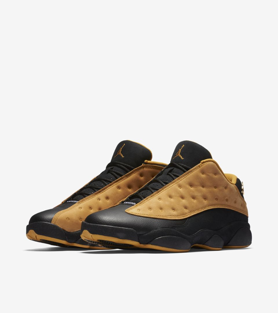 huge selection of c43a9 a3f20 Air Jordan 13 Retro Low  Chutney  Release Date. Nike+ SNKRS