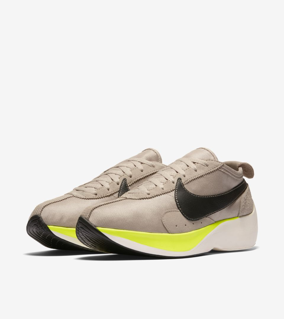 best sneakers a11f6 4521d Nike Moon Racer  Black   Sail   Volt  ...