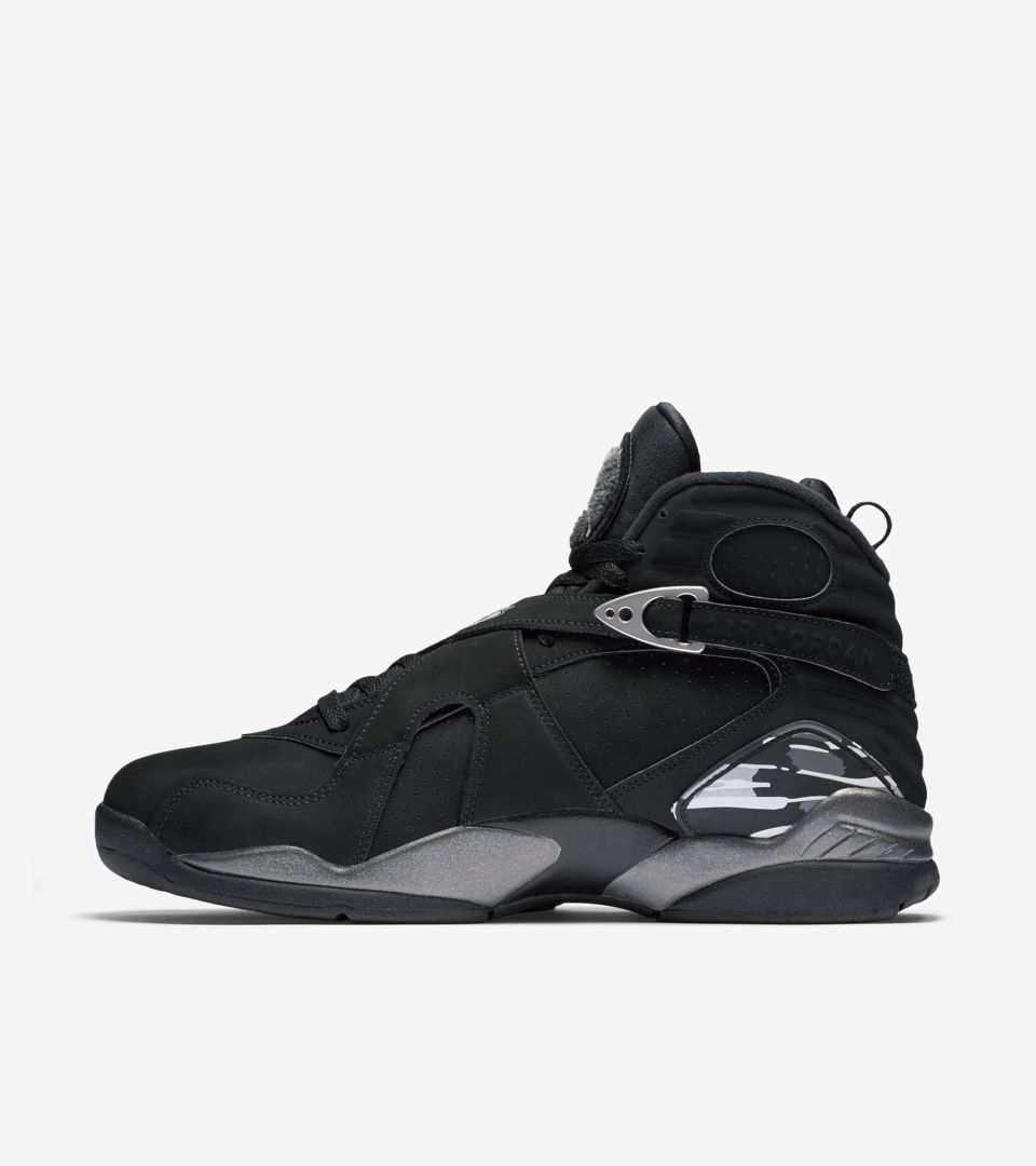 f9ec9fcba70f Air Jordan 8 Retro  Chrome  Release Date. Nike+ SNKRS