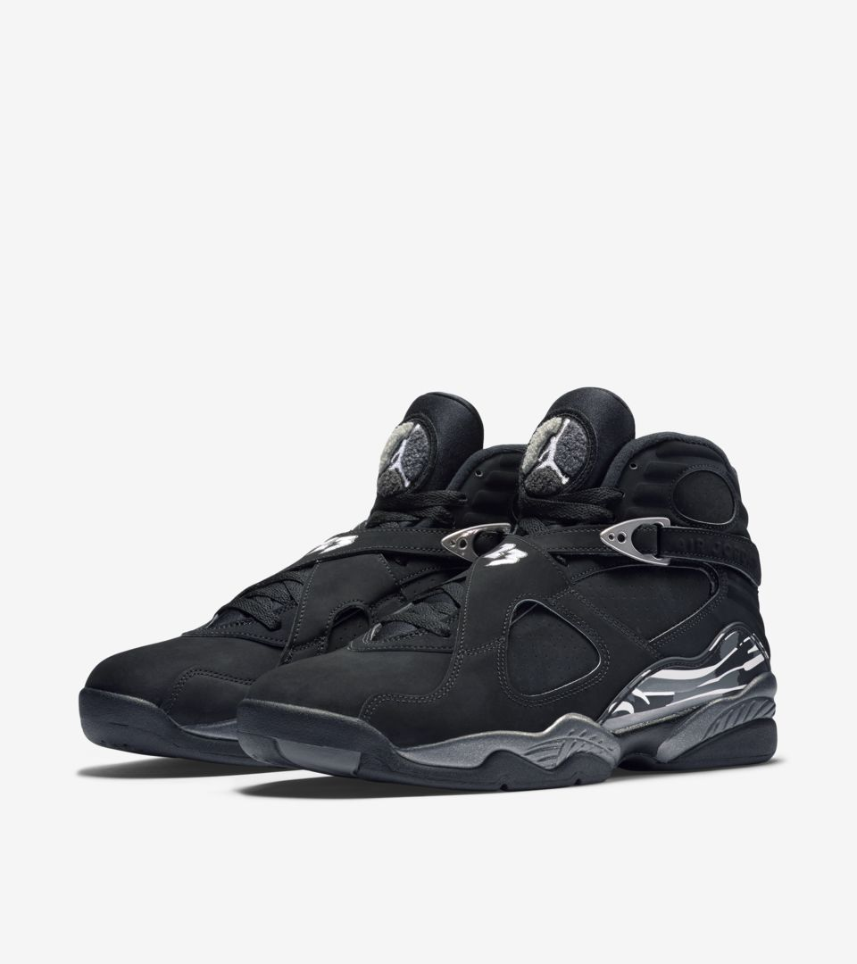 wholesale dealer e668c 3ba23 Air Jordan 8 Retro 'Chrome' Release Date. Nike+ SNKRS