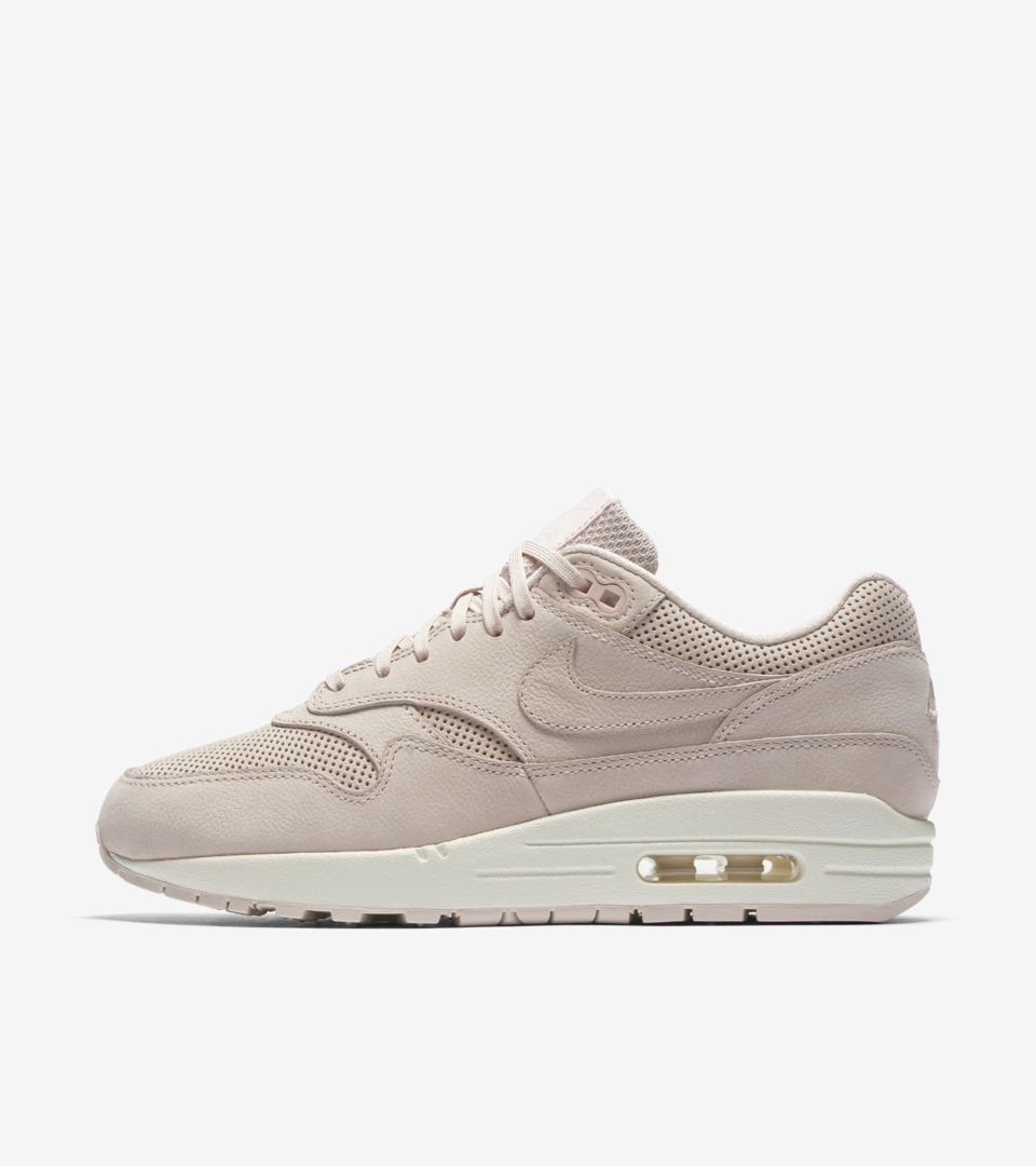nike air max 1 beige dames
