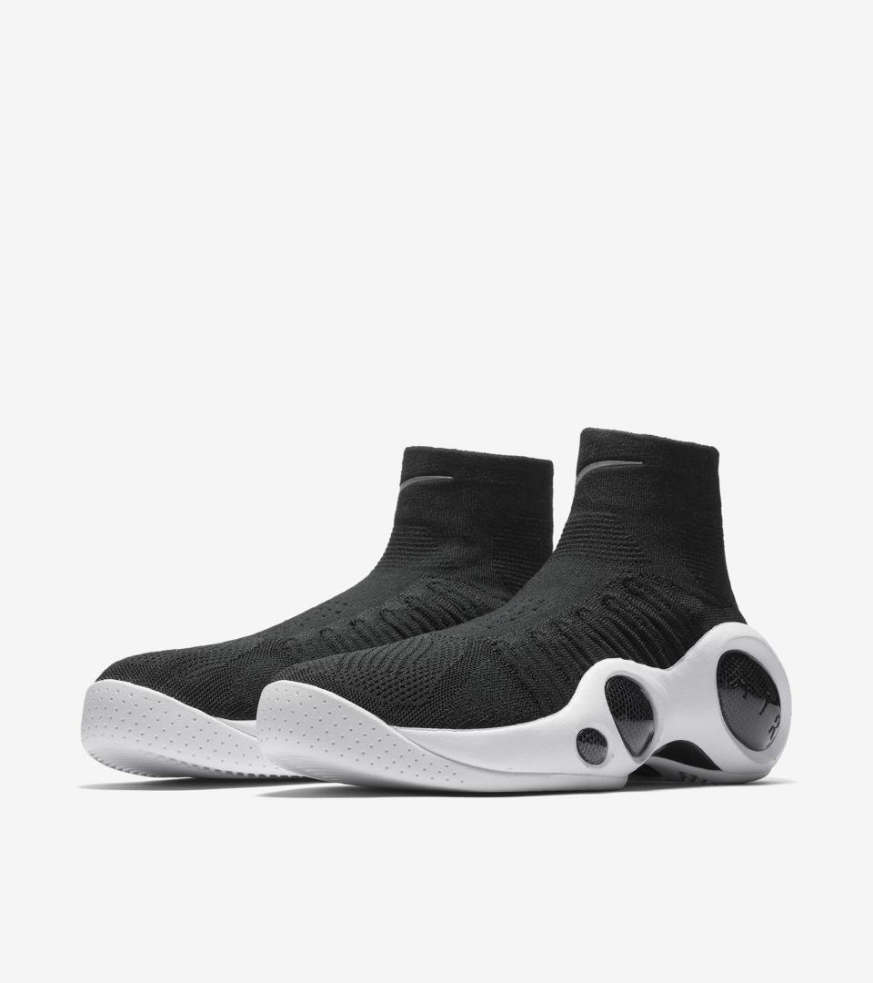 8f7a099c3b944 Nike Flight Bonafide 'Black & White' Release Date. Nike+ SNKRS