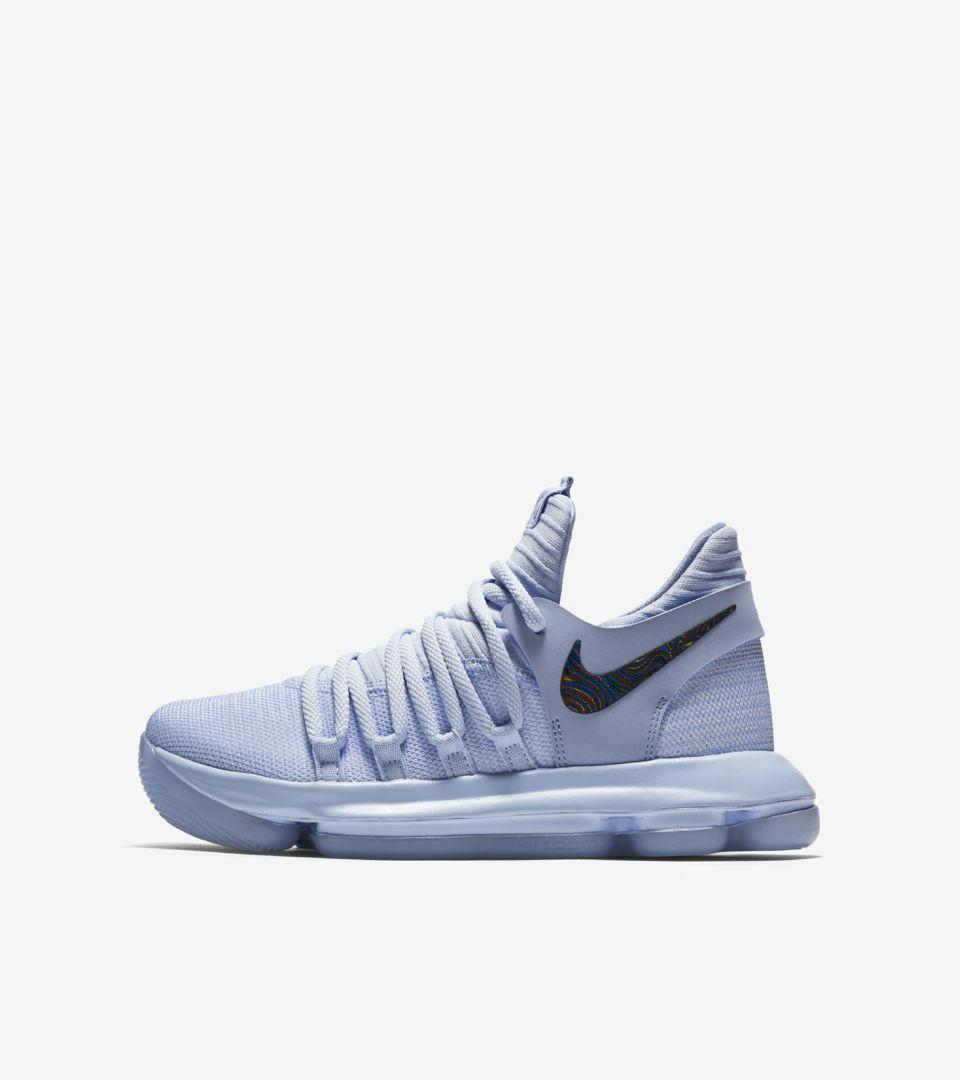 1766acdcafa5 Nike Zoom KDX  Anniversary . Nike+ SNKRS
