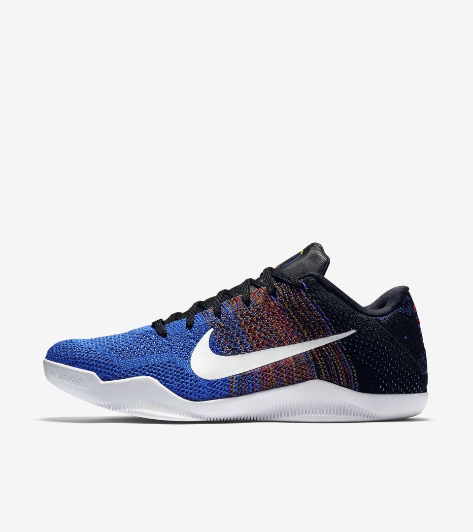 premium selection f0ab1 8bf2e Nike Kobe 11  BHM  2016 Release Date. Nike+ SNKRS