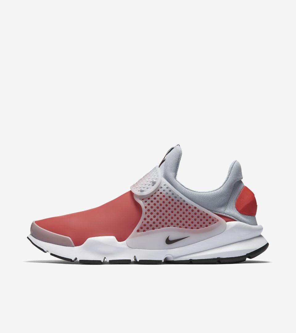 en cualquier sitio parrilla enlazar  Nike Sock Dart SE 'Max Orange & Wolf Grey' 2017. Nike SNKRS