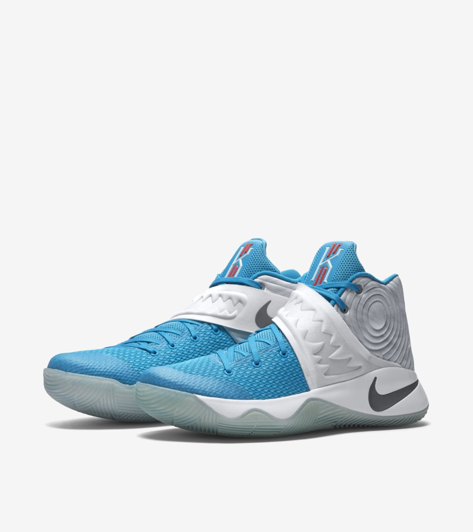Nike Kyrie 2 \'Fire & Ice\' Release Date. Nike+ SNKRS