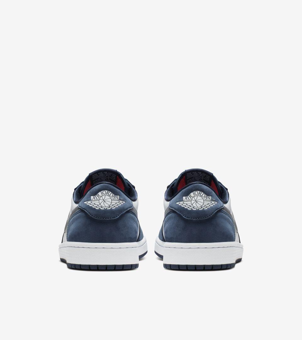 SB x Air Jordan I Low 'Midnight Navy' Release Date