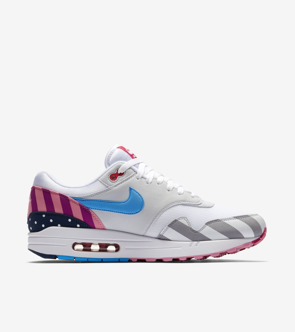 b2e2c84ef5 Nike Air Max 1 'Parra' 2018 Release Date.. Nike⁠+ SNKRS
