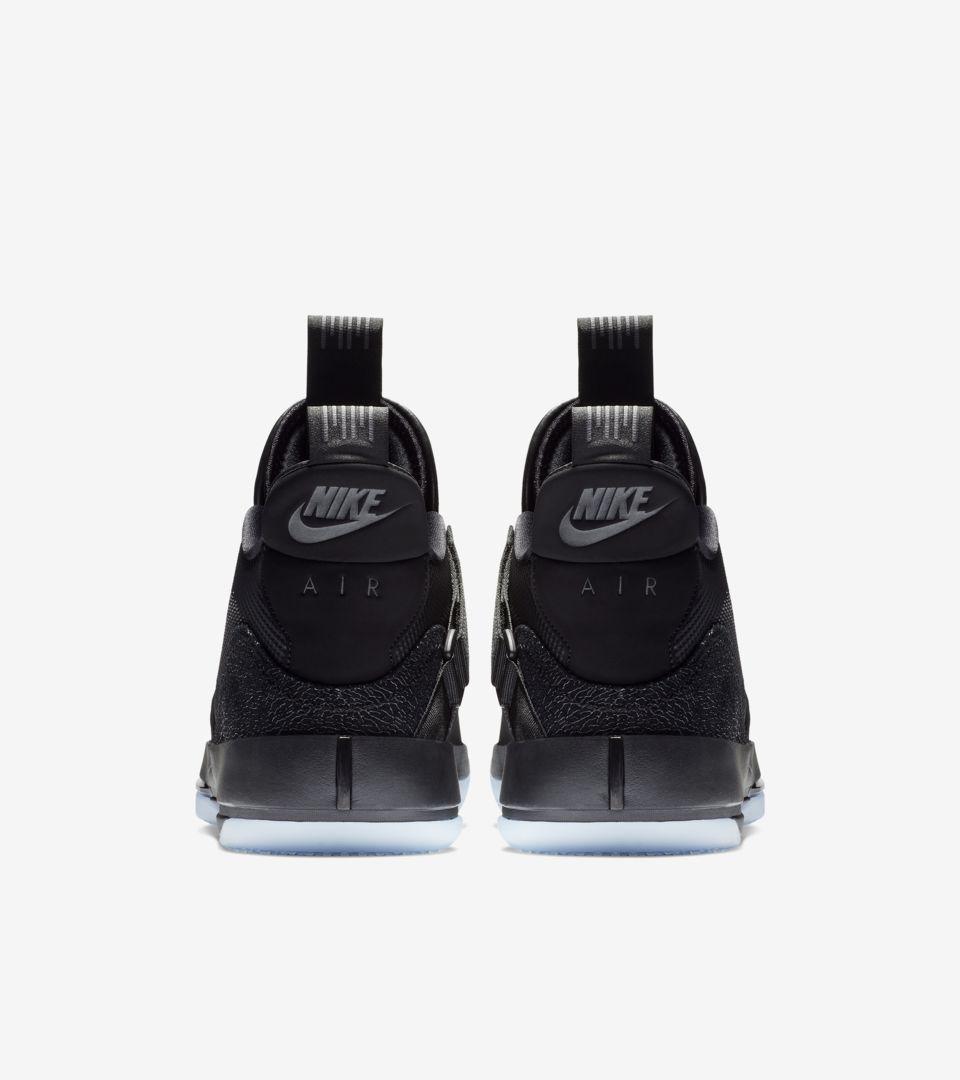 Air Jordan XXXIII PF 'Black & White & Dark Grey' Release Date